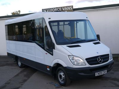 Mercedes-Benz Sprinter Minibus AUTO DISABLED ACCESS MOTORHOME COIF PSV