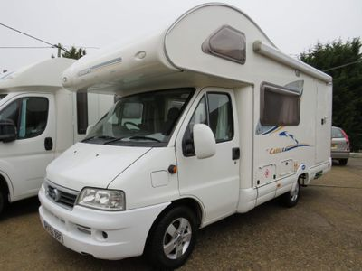 Swift Sundance 590 RS Coach Built Carrera **RESERVED**