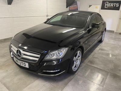 Mercedes-Benz CLS Coupe 2.1 CLS250 CDI BlueEFFICIENCY 7G-Tronic Plus 4dr