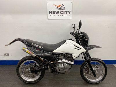 Suzuki DR125 Super Moto 125 SM