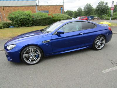 BMW M6 Coupe 4.4 M DCT 2dr