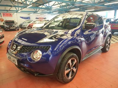 Nissan Juke SUV 1.6 Bose Personal Edition 5dr