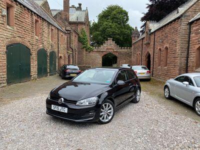 Volkswagen Golf Hatchback 1.4 TSI BlueMotion Tech ACT GT (s/s) 3dr