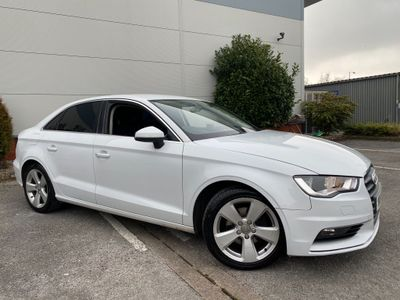 Audi A3 Saloon 1.4 TFSI ACT Sport S Tronic (s/s) 4dr