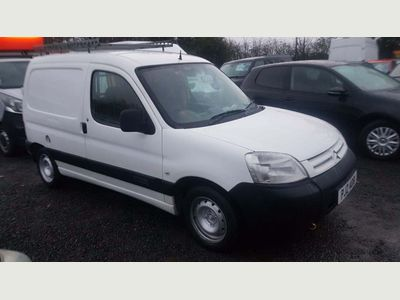 Citroen Berlingo Panel Van 1.6 HDi 600TD X Panel Van 4dr (EU4)