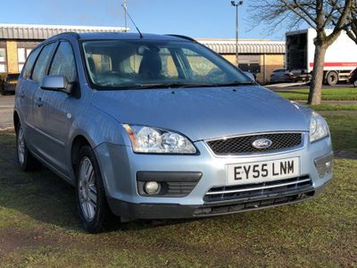 Ford Focus Estate 1.6 Ghia 5dr