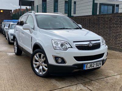 Vauxhall Antara SUV 2.2 CDTi SE AWD 5dr (Nav)