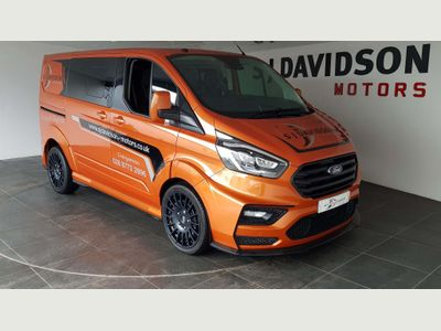 Ford Transit Custom Other 2.0 TDCi 320 L1H1 Limited DCIV Auto 6dr (6 Seat)