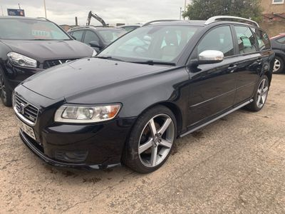Volvo V50 Estate 2.0 D R-Design SE Sport 5dr