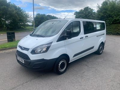 Ford Transit Custom Other 2.0 TDCi 310 Kombi L1 H1 5dr (EU6, 9 Seats)