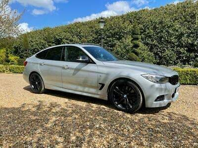 BMW 3 Series Gran Turismo Hatchback 3.0 330d M Sport GT Sport Auto (s/s) 5dr