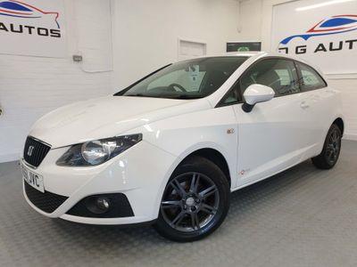 SEAT Ibiza Hatchback 1.2 12v S Copa SportCoupe 3dr