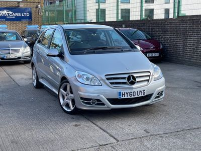 Mercedes-Benz B Class Hatchback 1.5 B160 BlueEFFICIENCY Sport 5dr