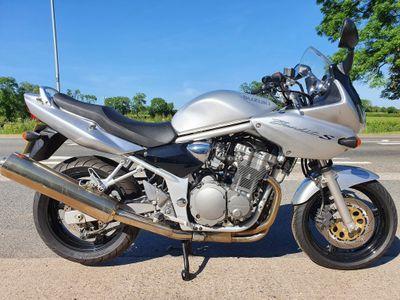 Suzuki Bandit 600 Naked GSF600 S Bandit