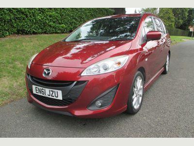 Mazda Mazda5 MPV 2.0 Sport 5dr