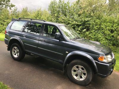 Mitsubishi Shogun Sport SUV