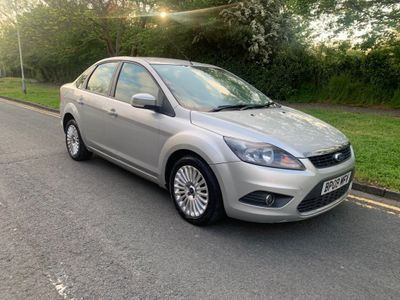 Ford Focus Saloon 2.0 TDCi DPF Titanium Powershift 4dr
