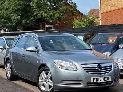 Vauxhall Insignia Estate 2.0 CDTi ecoFLEX 16v Exclusiv (s/s) 5dr