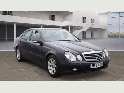 Mercedes-Benz E Class Saloon 2.1 E220 CDI Executive (Executive) 4dr