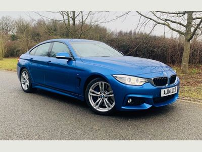 BMW 4 Series Gran Coupe Coupe 2.0 428i M Sport Gran Coupe (s/s) 5dr