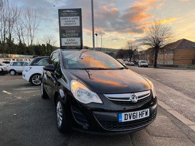 Vauxhall Corsa Hatchback 1.2 i ecoFLEX 16v S (s/s) 3dr
