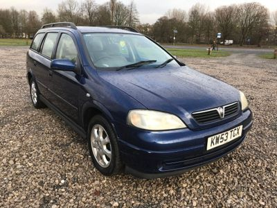 Vauxhall Astra Estate 1.7 DTi 16v Club 5dr