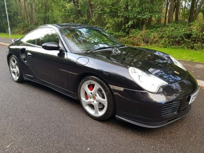 PORSCHE 911 Coupe 3.6 996 Turbo AWD 2dr