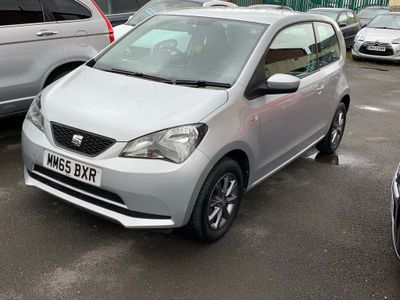 SEAT Mii Hatchback 1.0 12v I TECH 3dr