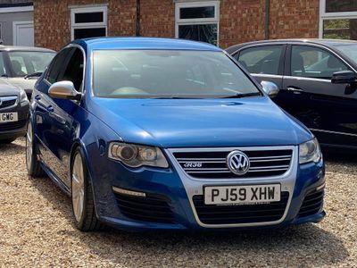 Volkswagen Passat Saloon 3.6 FSI V6 R36 DSG 4Motion 4dr