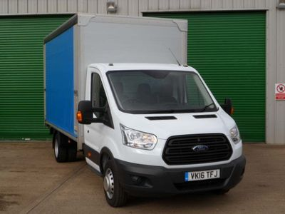 Ford Transit Curtain Side 2.2 TDCi 350 L4H1 Curtainsider RWD 2dr