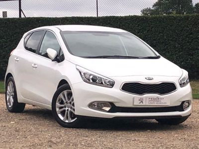 Kia Ceed Hatchback 1.6 GDi 3 DCT 5dr