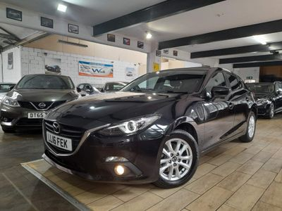 Mazda Mazda3 Hatchback 1.5 SKYACTIV-D SE-L Nav 5dr