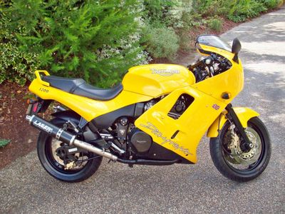 Triumph Daytona 1200 Sports Tourer 1200