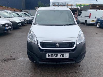 Peugeot Partner Combi Van
