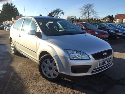 Ford Focus Hatchback 1.6 LX 3dr