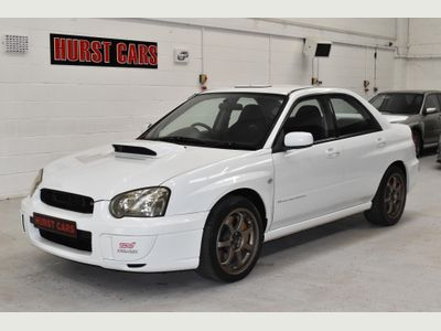 Subaru Impreza Saloon JDM WRX STI Spec C, Group N Rally base