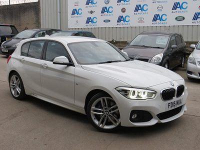BMW 1 Series Hatchback 1.5 116d M Sport (s/s) 5dr