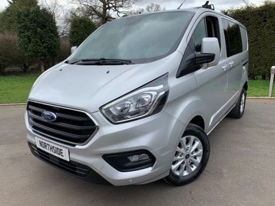 Ford Transit Custom Other 2.0 320 EcoBlue Limited DCIV Auto L1 H1 EU6 (s/s) 5dr