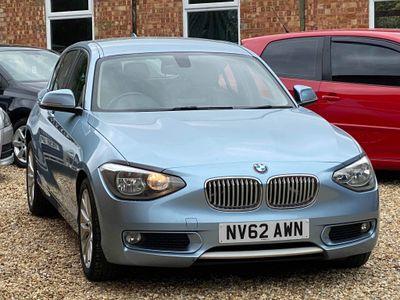 BMW 1 Series Hatchback 2.0 116d Urban 5dr