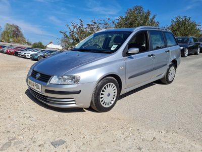 Fiat Stilo Estate 1.6 16v Active 5dr (a/c)