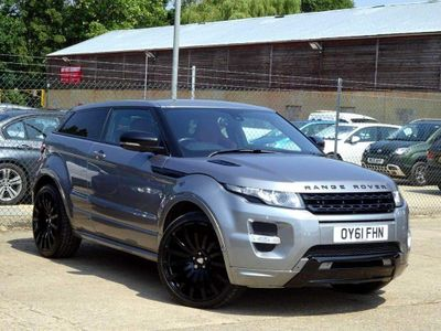 Land Rover Range Rover Evoque Coupe 2.2 SD4 Dynamic Lux Coupe 4X4 3dr