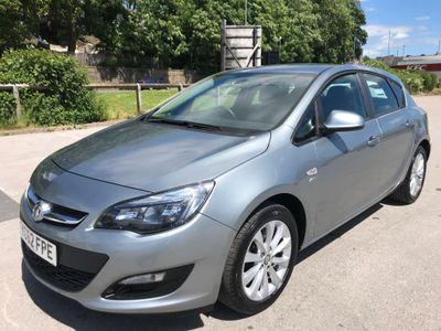 Vauxhall Astra Hatchback 1.7 CDTi Active 5dr