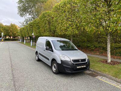 Peugeot Partner Panel Van 1.6 BlueHDi (Eu6) SE L1 854 5dr