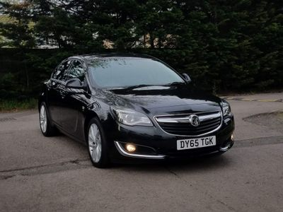 Vauxhall Insignia Hatchback 1.4 i SRi Nav (s/s) 5dr