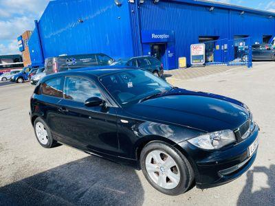 BMW 1 Series Hatchback 2.0 120d SE 3dr