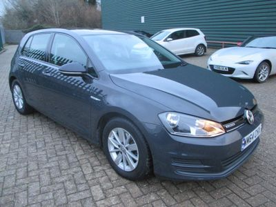 Volkswagen Golf Hatchback 1.6 TDI BlueMotion 5dr