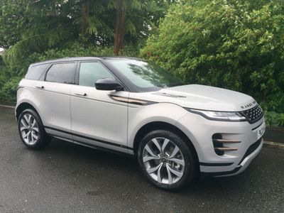 Land Rover Range Rover Evoque SUV 2.0 D180 R-Dynamic S Auto 4WD (s/s) 5dr