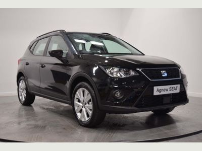 SEAT Arona SUV 1.6 TDI SE Technology Lux (s/s) 5dr