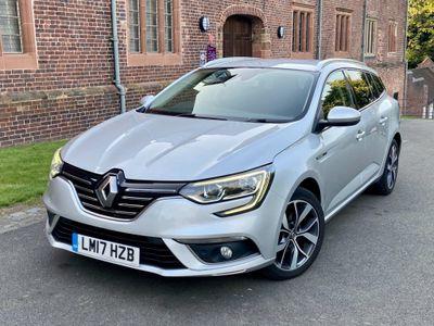 Renault Megane Estate 1.5 dCi Dynamique S Nav Sport Tourer EDC 5dr