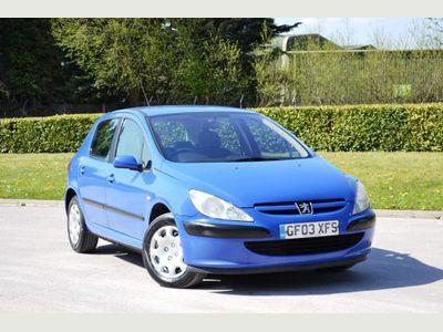 Peugeot 307 Hatchback 2.0 HDi LX 5dr